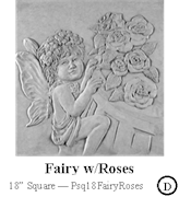 Fairy with Roses