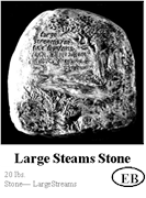 Large Streams Stone