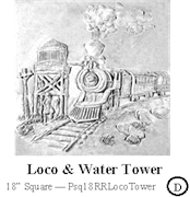 LocoandWater Tower