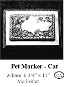 Pet Marker - Cat