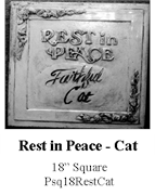 Rest in Peace -Cat