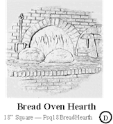 Bread Oven Hearth