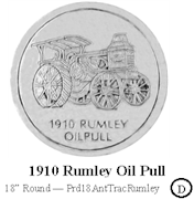 1910 Rumley Oil Pull