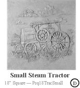Small Steam Tractor