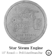 Star Steam Engine