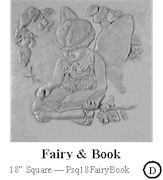 Fairy and Book