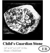 Childs Guardian Stone
