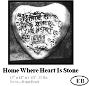 Home Where Heart is Stone