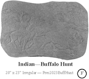 Indian-Buffalo Hunt