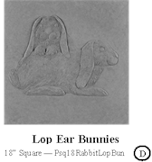 Lop Ear Bunnies