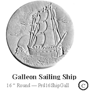 Galleon Sailing Ship