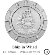 Ship in Wheel