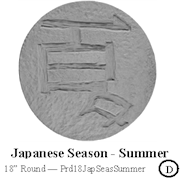 Japanese Season Summer Rd