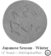 Japanese Season Winter Rd