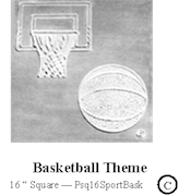 Basketball Theme