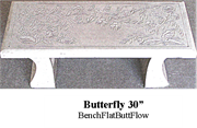 Bench - Butterfly 30