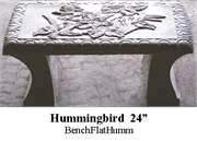 Bench - Hummingbird 24