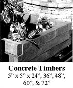 Concrete-Timbers